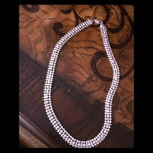 Jewelry - Sterling silver 925 Made in 🇮🇹 Italy 17 inch